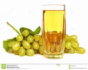 Glass with grapes juice stock photo. Image of isolated ...