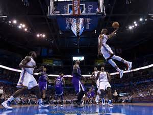 Russell Westbrook Dunk On