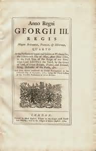 Molasses Sugar Act 1764
