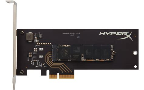 HyperX Launches HighPerformance PCIe SSD