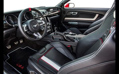 2015 ford mustang interior ford mustang news 2019 bullitt version revealed page