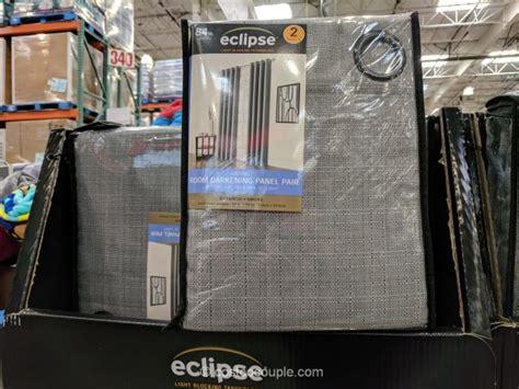 eclipse room darkening curtains