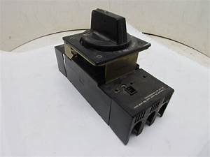 Matsushita Bbc3100n 100a 220v 3phase Circuit Breaker W