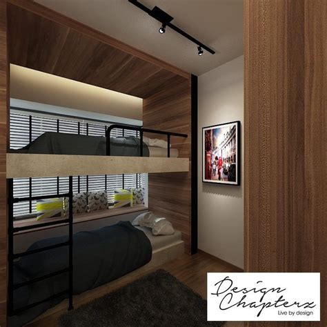 Small Bedroom Design Ideas Singapore by Design Chapters Scandustrial Two Floor Bed Hostel