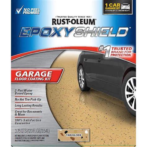 Rust Oleum Professional Garage Floor Coating Kit by Rust Oleum Rocksolid 70 Oz Metallic Copper Pot Garage