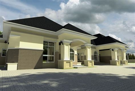 Home Plans For Bungalows In Nigeria? Properties (4