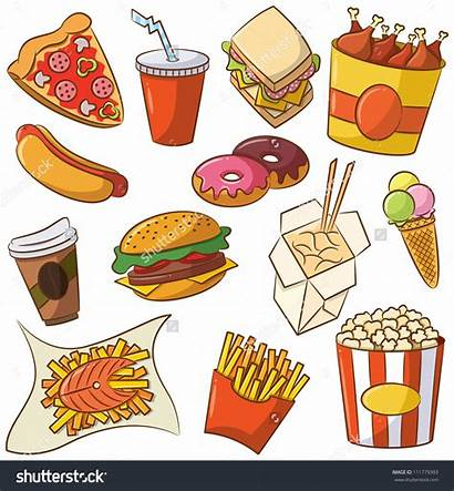 Junk Clipart Unhealthy Foods Clip Clipground Cliparts