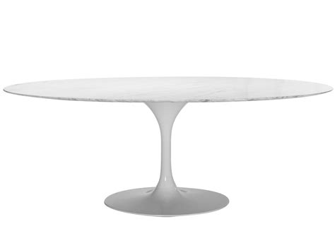 eero saarinen tulip table replica oval tulip dining table by eero saarinen