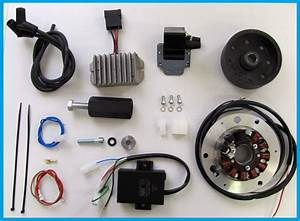 Mengenal Sistem Kelistrikan Sepeda Motor