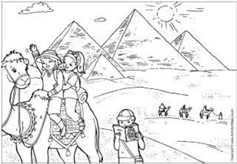 egypt  kids colouring  printables