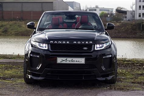 Land Rover Range Rover Evoque Modification by Range Rover Evoque By Arden Daily Tuning
