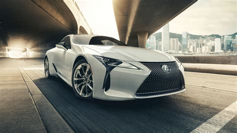 2017 Lexus Lc500 Wallpapers