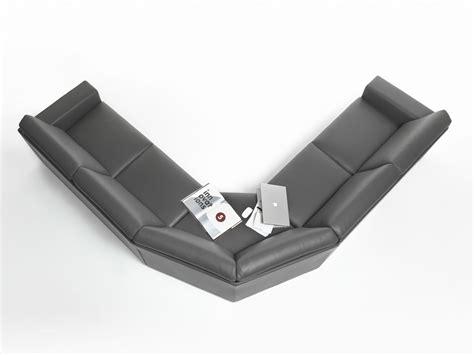 canapé modulable cuir canapé composable modulable en cuir by giulio