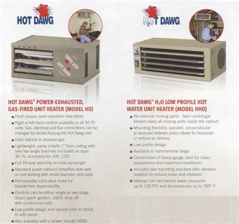 Wj Barnes by Wj Barnes Ltd Sarnia Ontario Dawg Garage Heaters