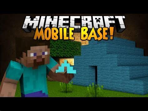 1 6 4 mobile base mod minecraft forum