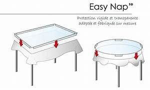 Film Protection Table En Verre : easy nap protection table eco nap sur mesure acm 04 77 ~ Dailycaller-alerts.com Idées de Décoration