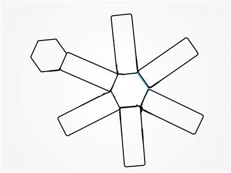 Geometric Polyhedron Net