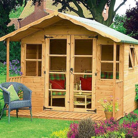 Garden Shedssummer Houses Could Be Nice Get Away Or Nice
