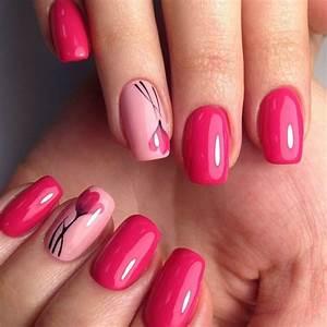 Nägel Lackieren Muster : 30 ideen wie sie ein tolles nageldesign selber machen n gel nail designs nails und nail art ~ Frokenaadalensverden.com Haus und Dekorationen