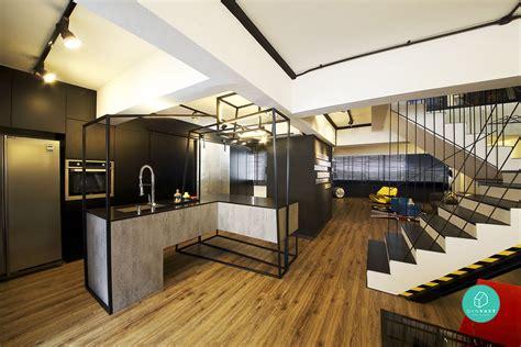 qanvast interior design ideas  hdb maisonettes
