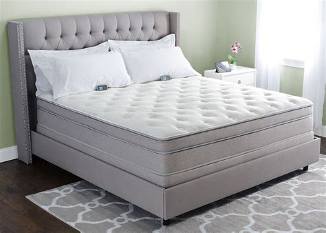 Sleepys Bed Frame by 13 Quot Personal Comfort A8 Bed Vs Number Bed I8 Queen Ebay