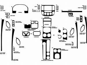 2007 Ford Escape Dash Kits