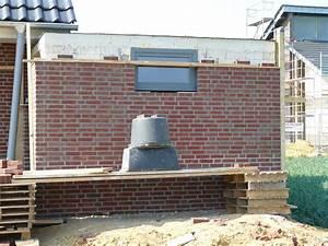 Dach Garage Bauen : bautagebuch fronhoven garage wird verklinkert teil 2 ~ Michelbontemps.com Haus und Dekorationen