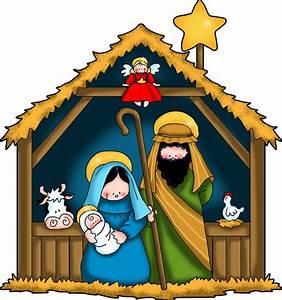 Christmas Clip Art Nativity - ClipArt Best