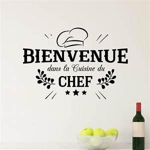 Stickers Muraux Cuisine : pochoir pour cuisine fashion designs ~ Premium-room.com Idées de Décoration