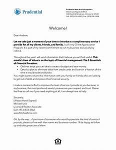 introduction letter client appreciation program With introduction letter to clients template