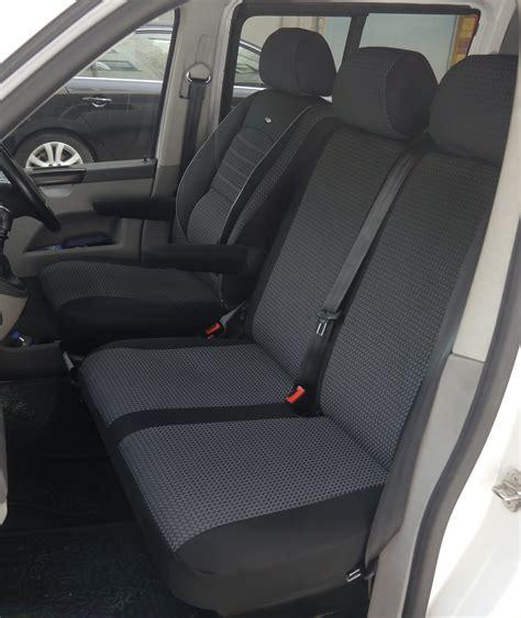 housses de siège vw t5 caravelle pour siège conducteur et