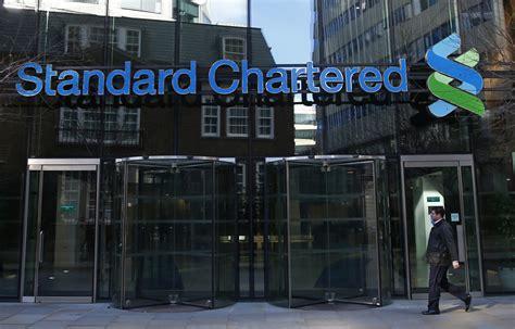 Standard Chartered will cut 10% workforce in global ...