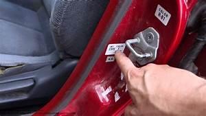 Honda Accord 2006 Color Codes