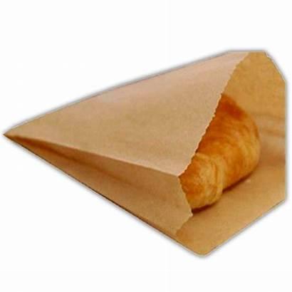 Paper Bags Brown Bread Packaging Bag Bakery