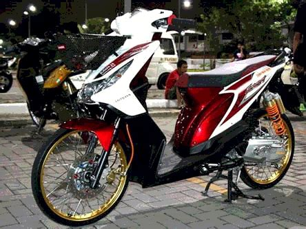 Modifikasi Motor Bekas by Kumpulan Gambar Modifikasi Motor Beat Pilihan Harga Bekas