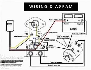 Warn Rt25 Winch Wiring Diagram  U2013 Car Wiring Diagram