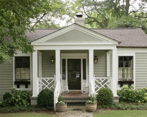 bungalow porch cottage renovation  addition