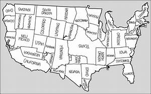 Xkcd United States Map