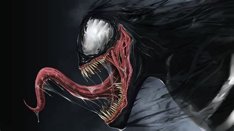 Agent Venom Wallpapers ·①