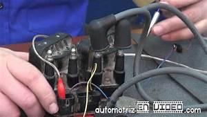 Comprobaci U00f3n De Bobinas Con Transistor Incorporado  Isuzu Rodeo