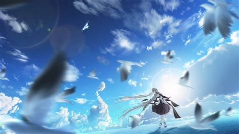 formidable azur lane anime girl  wallpapers hd