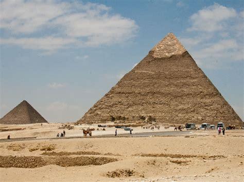 Egypt Giza Dahshur And Saqqara Pyramids Sonya And Travis