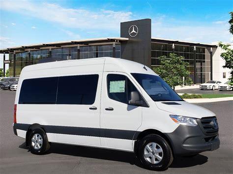 Recommended vehicles based on nadaguides.com audience feedback. New 2019 Mercedes-Benz Sprinter 2500 Passenger Van PASSENGER VAN in Ridgeland #27694   Mercedes ...
