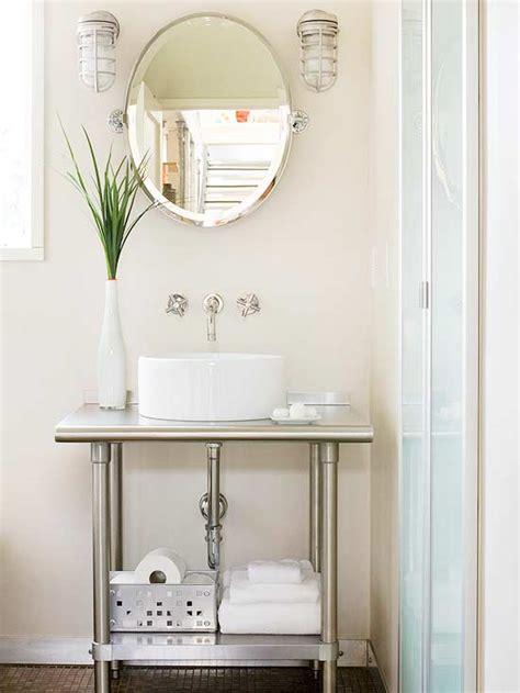 simple single vanity design ideas