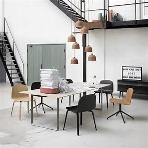 Spyder Wood Tisch : 70 70 esstisch 225 x 90 cm von muuto connox ~ Markanthonyermac.com Haus und Dekorationen