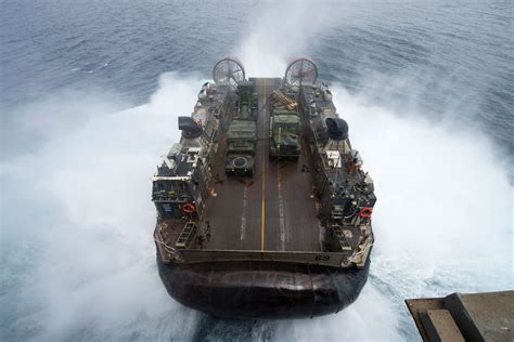 Landing Craft Air Cushion | Military.com