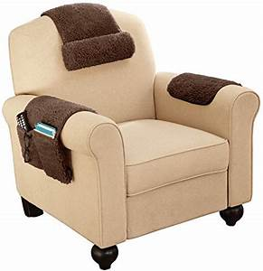 sherpa fleece armchair cover set of 3 brown buy online With armchair covers to buy