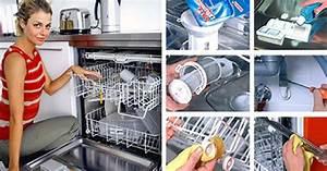 Faire Son Produit Lave Vaisselle : soin de son lave vaisselle ~ Nature-et-papiers.com Idées de Décoration