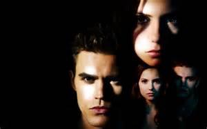 Vampire Diaries Stefan and Elena