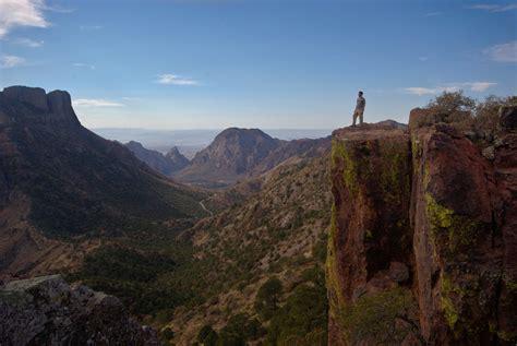 beautiful hiking trails  texas